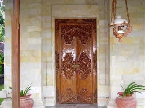 Puertas Balinesas | Muebles asiáticos