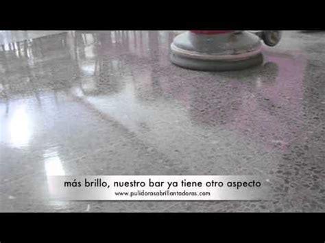 Pulido de pisos con discos de diamantes by Juan Carlos Barcelo