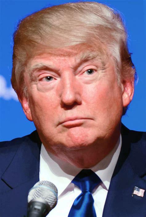 ¿Qué sucede cuando le preguntas a Donald Trump si él es ...