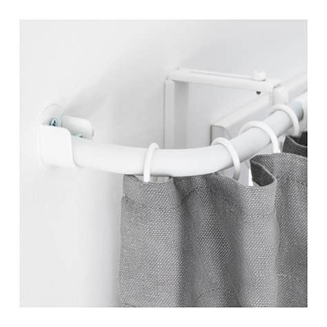RÄCKA Conector esquina barra cortina   blanco   IKEA