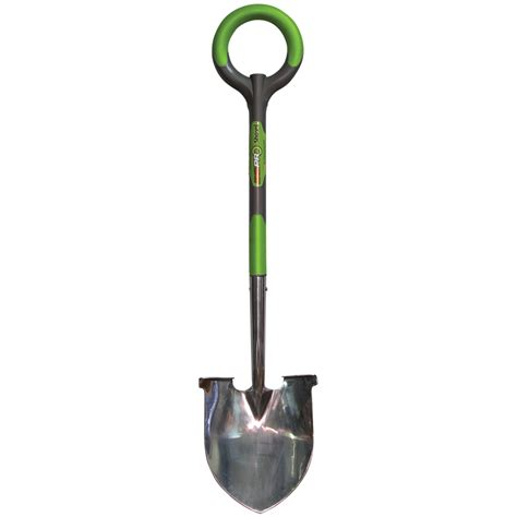 RADIUS PRO SHOVEL STAINLESS STEEL GARDEN TOOL WITH ...