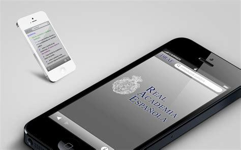 RAE lanza app para ver diccionario sin internet » Eje Central
