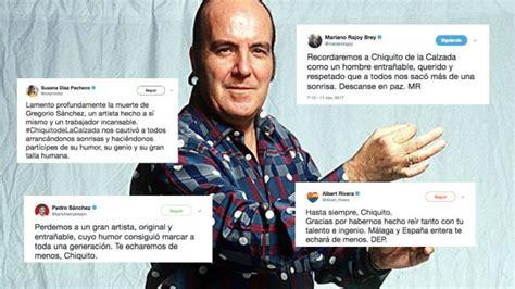 Rajoy y los políticos españoles lamentan la muerte de ...