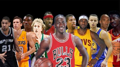RANKED: Every NBA Franchise's All Time Starting 5 – New Arena
