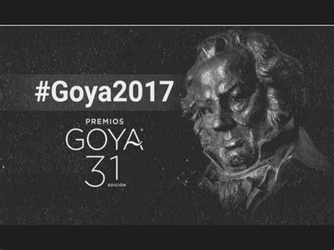 Ranking de Premios Goya 2017  Mejor película   Listas en ...