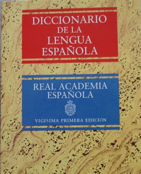 Real Academia Espaola Diccionario De La Lengua | Tattoo ...