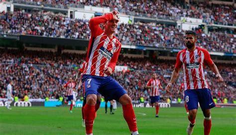 Real Madrid vs. Atlético de Madrid: Antoine Griezmann puso ...