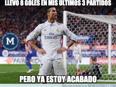 Real Madrid vs Atlético Madrid en memes