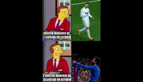 Real Madrid vs. Barcelona: los mejores memes de clásico ...