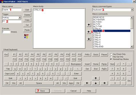 Realizar macros o atajos de teclado fácilmente | Blogodisea
