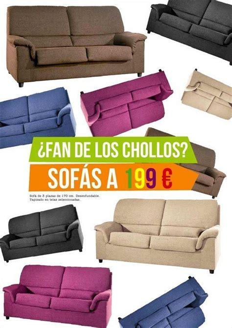 Rebajas de muebles Tuco todo a 199 euros