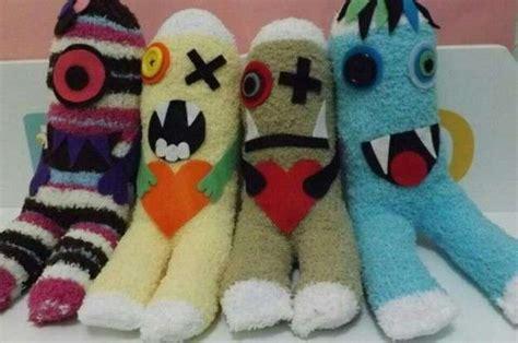 Reciclaje creativo: Manualidades con calcetines [FOTOS ...