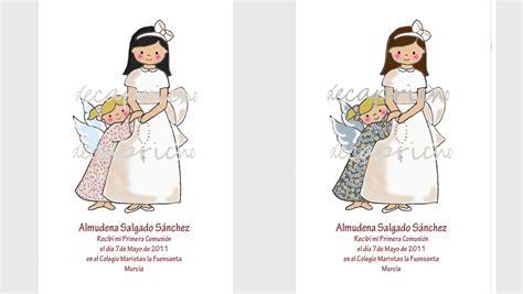 Recuerdos de Capricho | Dibujos Catálogo niña