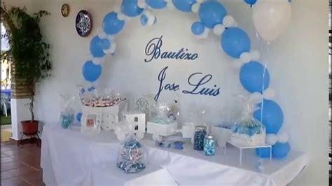 Regala Ilusiones 2015: Decoracion para Bautizo de Niño con ...