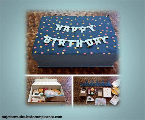 Regalos originales de cumpleaños | Tarjetas Musicales De ...