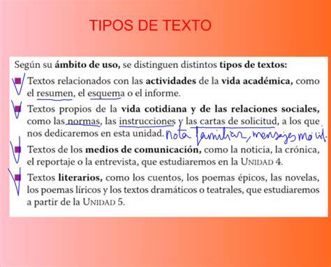 Repositorio de Materiales de Lengua y Literatura: TEXTOS ...