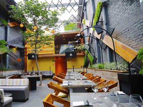 Restaurante Nacional 6 terraza bar con precopeo en el Sur ...