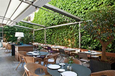 Restaurantes con terrazas espectaculares – Gastronomía ...