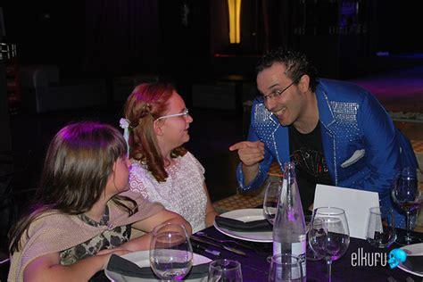 Restaurantes espectáculo para Comuniones en Madrid | ElKuru