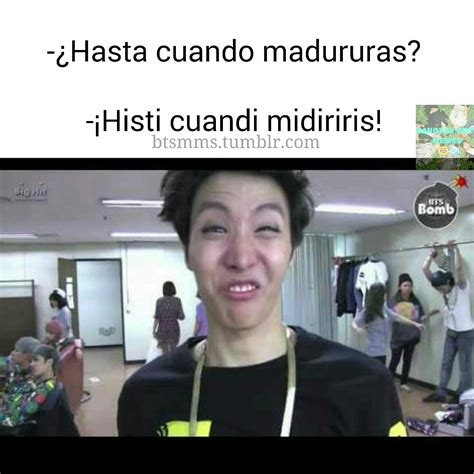 Resultado de imagen para bts memes español | bts ...
