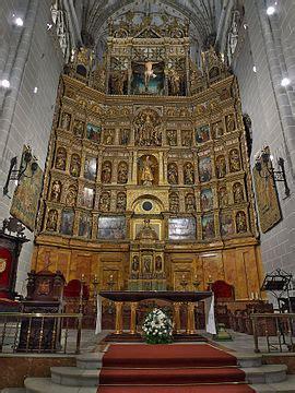 Retablo mayor de la catedral de Palencia   Wikipedia, la ...