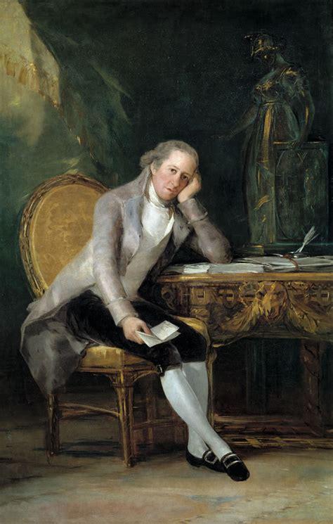 Retrato de Gaspar Melchor de Jovellanos – Artehistoria