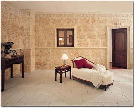 Revestimientos para las paredes interiores