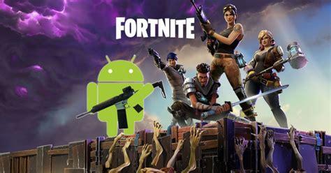 Revisa acá si tu smartphone Android podrá jugar Fornite ...