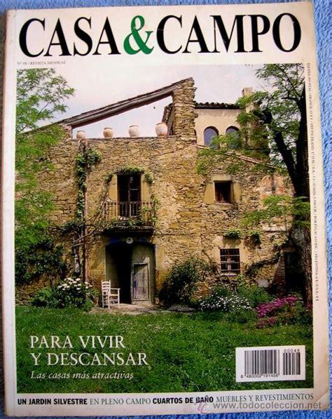 revista casa & campo. nº 48. para vivir y desca   Comprar ...