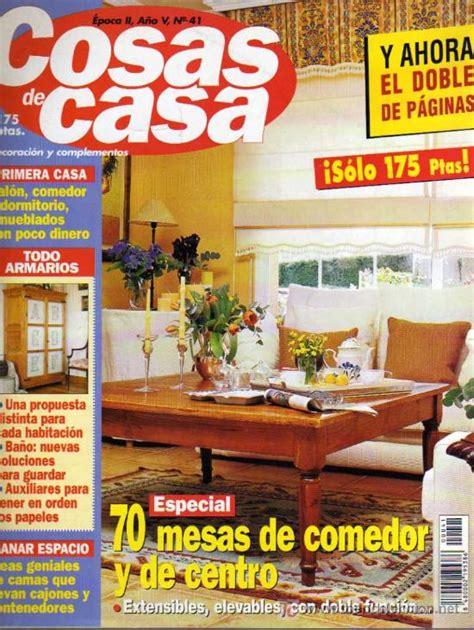 revista cosas de casa   año v   nº 41   Comprar Otras ...