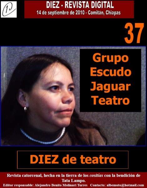 Revista Diez – Numero 37 por Alejandro Molinari | Todo Chiapas