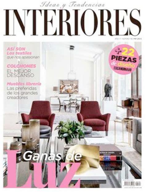 Revistas de interiores en España   Decoracion de INTERIORES