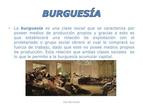 RevolucióN Industrial Comparación Imágenes burguesía y ...
