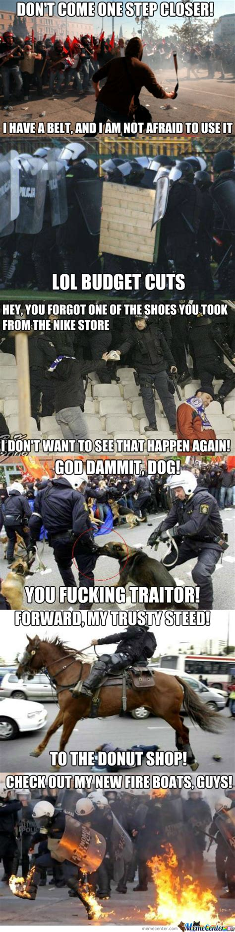Riot Memes Compilation by kickassia   Meme Center