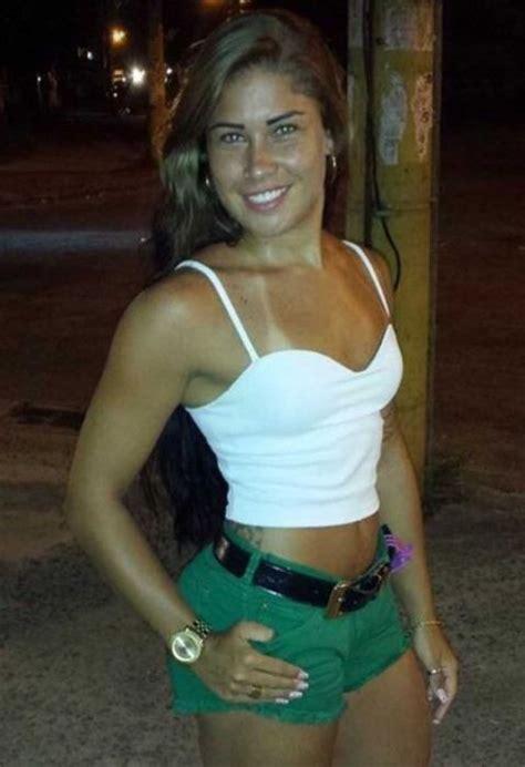 Rita Mattos, la barrendera Hot,sensacin en Facebook e ...
