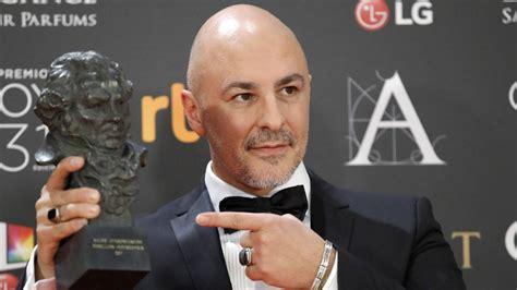 Roberto Álamo, Premio Goya 2017 al mejor actor   AS.com