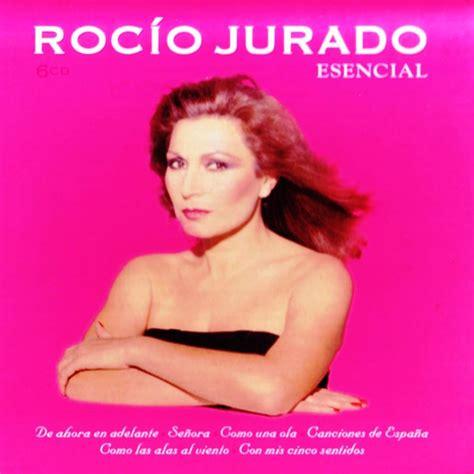 ROCIO JURADO. COMO UNA OLA. CANCION PARA EL RECUERDO ...