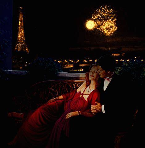 Romantic in Paris Gif Animation   Gallery Yopriceville ...