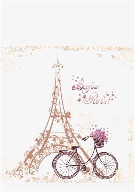 Romantic Paris Eiffel Tower in Paris painted, Romantic ...