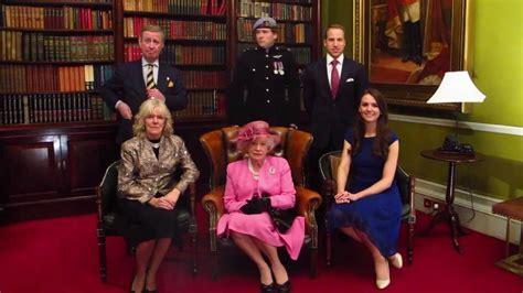 Royal Family Harlem Shake   YouTube