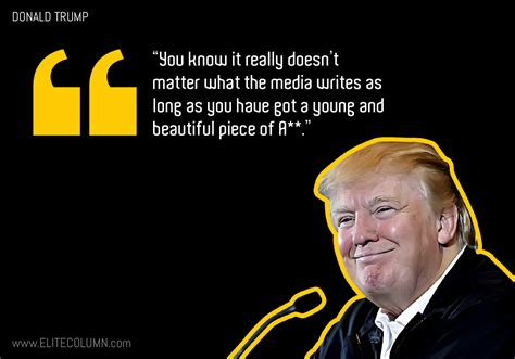 Rude Donald Trump Quotes | EliteColumn