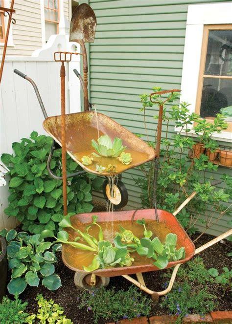 Rustic Flower Gardens   17 Landscaping Ideas   Houz Buzz