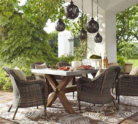 Rustic Outdoor Decor Ideas | outdoortheme.com