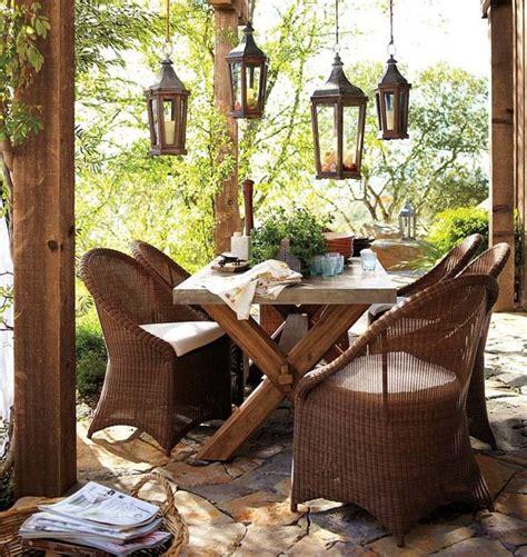 Rustic Outdoor Decorating Ideas   Native Home Garden Design