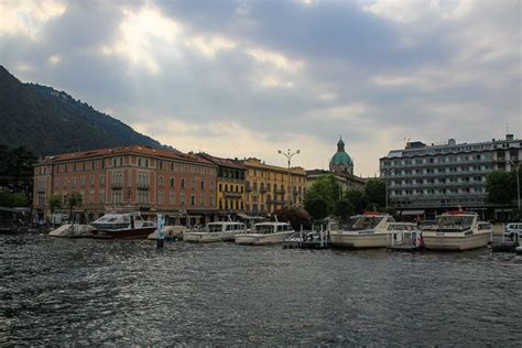 Ruta en barco por el Lago Como   Viajeros Callejeros