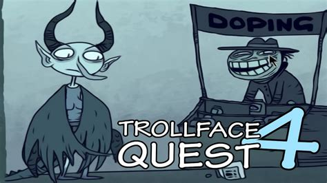 Ο ΚΕΡΑΤΑΣ!  Trollface Quest 4    YouTube
