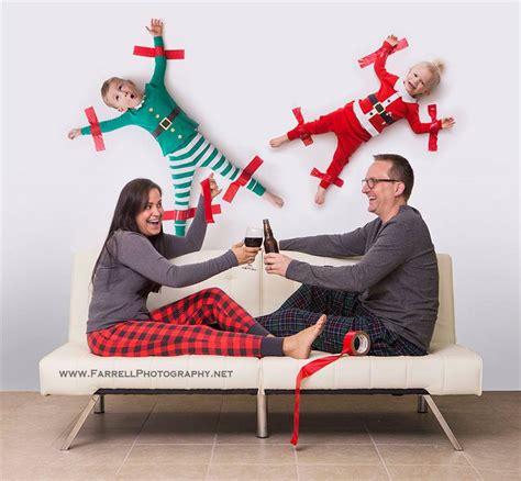 Sacramento Portrait photographer crazy Christmas card ...