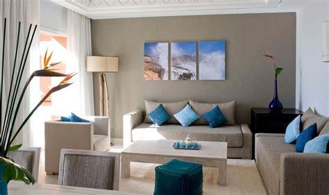 Salon moderne oriental d inspiration marocaine
