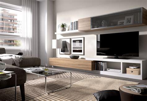 Salones modernos modulares | Merkamueble