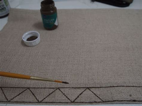 Salvamanteles étnicos con tela de yute   Leroy Merlin